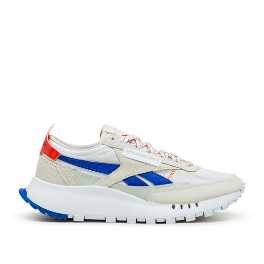 baskets Reebok Classic Leather Blanches Homme