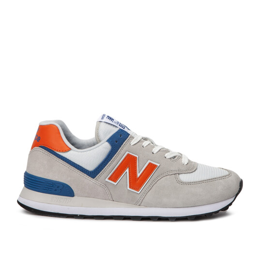 baskets New Balance 574 Blanches Homme