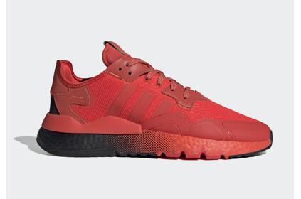 Inspirée par la Nite Jogger des années 1980,  adidas  s'apprête à sortir un coloris «Hi-Res Red» pour l'été.