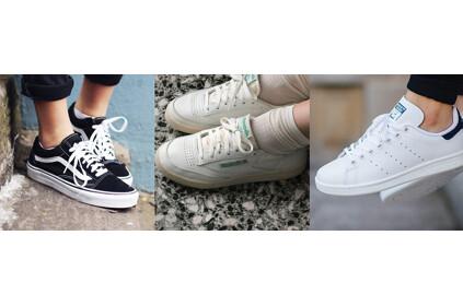 10 paires de baskets tendance pour femme pour l'été 2020