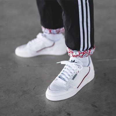 baskets adidas Continental