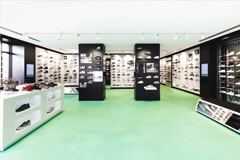 Afew Store boutique