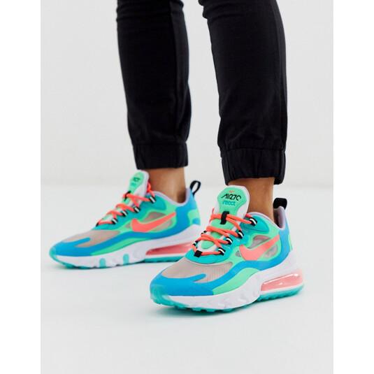 Nike Air Max 270 Green Woman AT6174-300