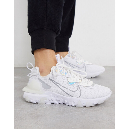 Nike React Vision Silver Woman CW0730-100