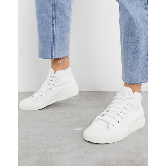 adidas Nizza White Woman EF1885