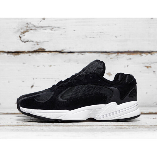 baskets adidas Yung-1 Noires Homme