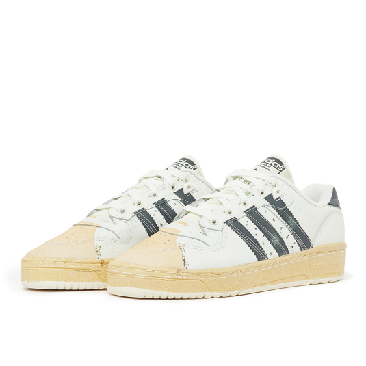 baskets adidas Rivalry Blanches Homme