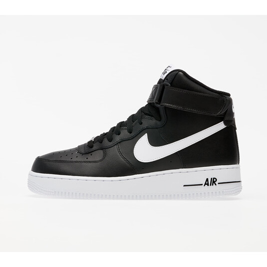baskets Nike Air Force 1 Noires Homme CK4369-001