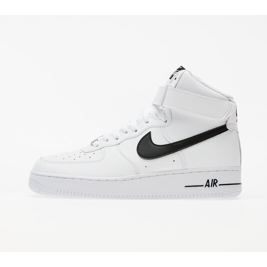 baskets Nike Air Force 1 Blanches Homme CK4369-100