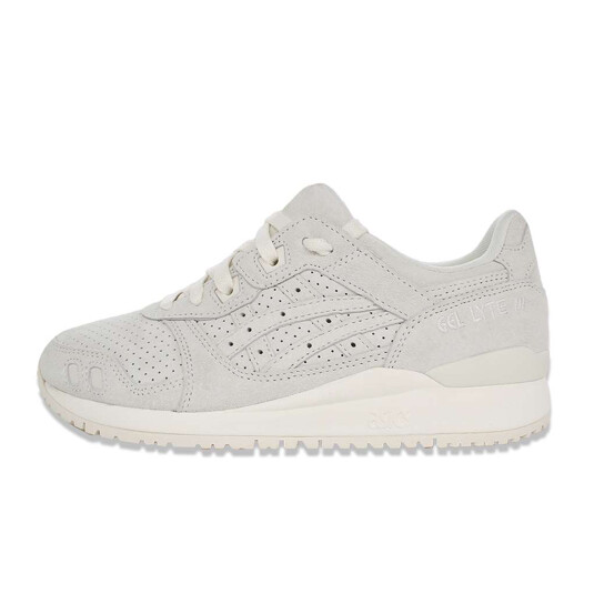 baskets Asics Gel-Lyte III Blanches Unisexe