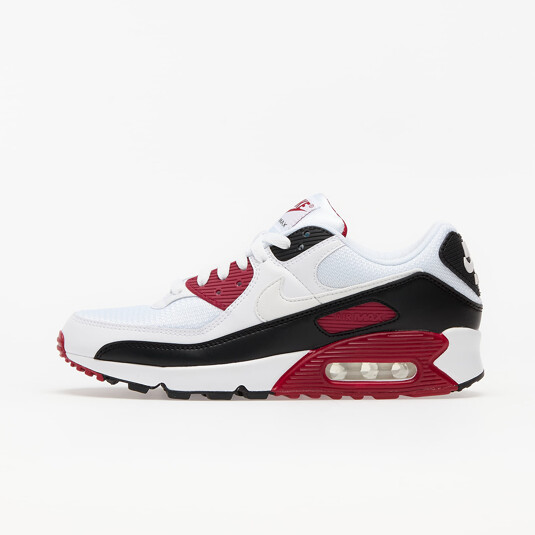 baskets Nike Air Max 90 Blanches Homme CT4352-104