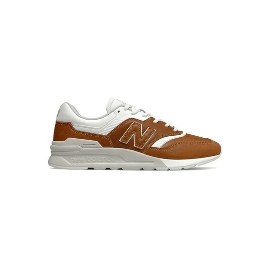 baskets New Balance 997 Marrons Homme