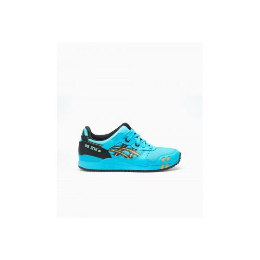 baskets Asics Gel-Lyte III Bleues Unisexe 1201A052-400