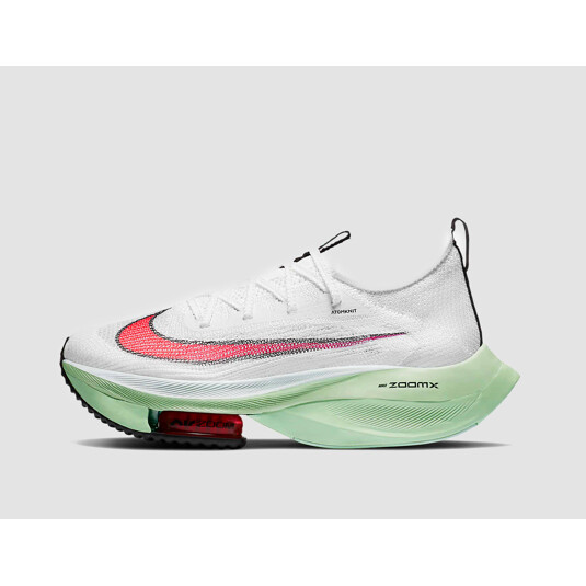 baskets Nike Air Zoom Alpha Blanches Femme