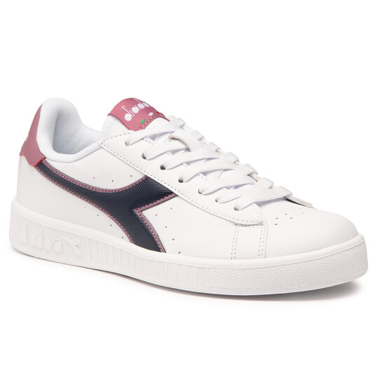 baskets Diadora Game P Blanches Femme