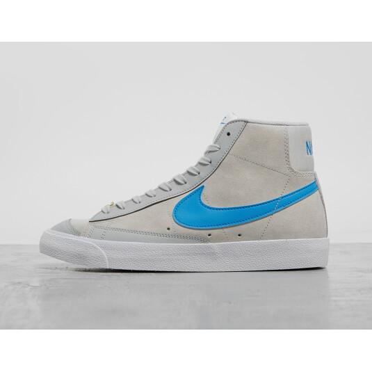 baskets Nike Blazer Grises Homme