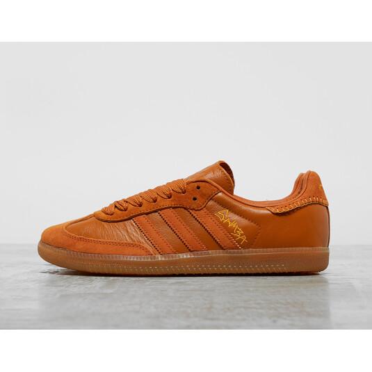 baskets adidas Samba Oranges Femme