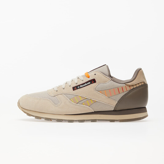 baskets Reebok Classic Leather Multicolores Homme H68850