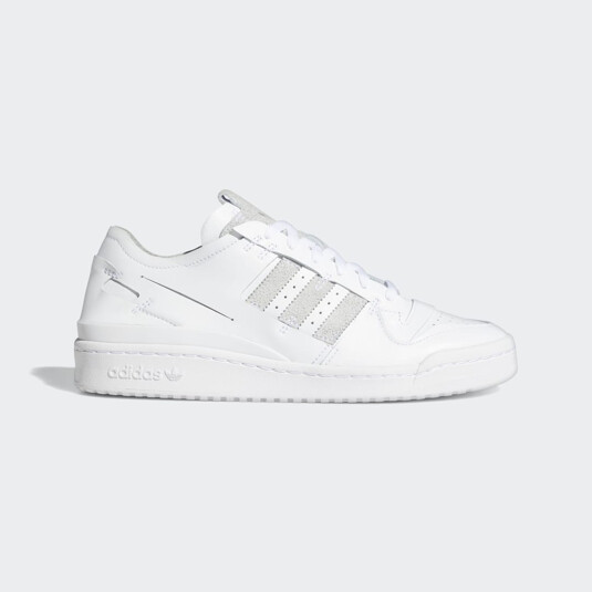 baskets adidas Forum Blanches Unisexe LEW90