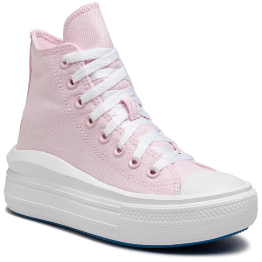baskets Converse Chuck Taylor All Star Roses Femme