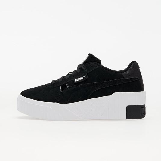 baskets Puma Cali Noires Femme 37504801