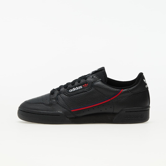 baskets adidas Continental Noires Homme G27707