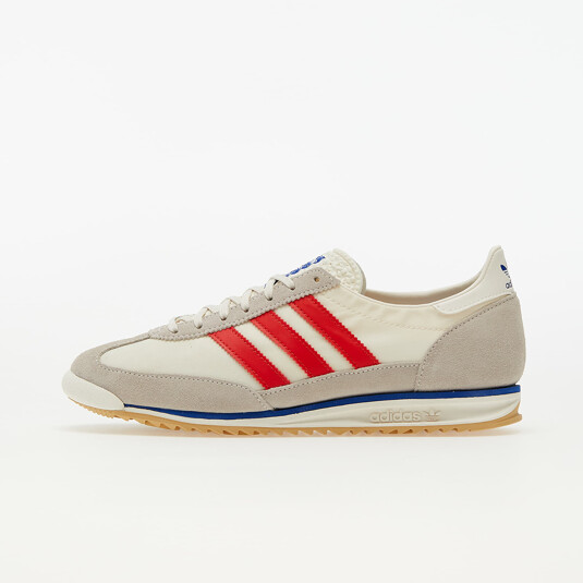 baskets adidas SL 72 Blanches Homme H02077