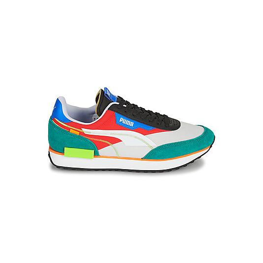 baskets Puma Future Rider Multicolores Homme 381052-12