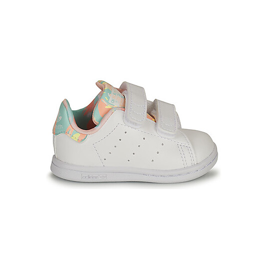 baskets adidas Stan Smith Blanches Enfant GZ8366