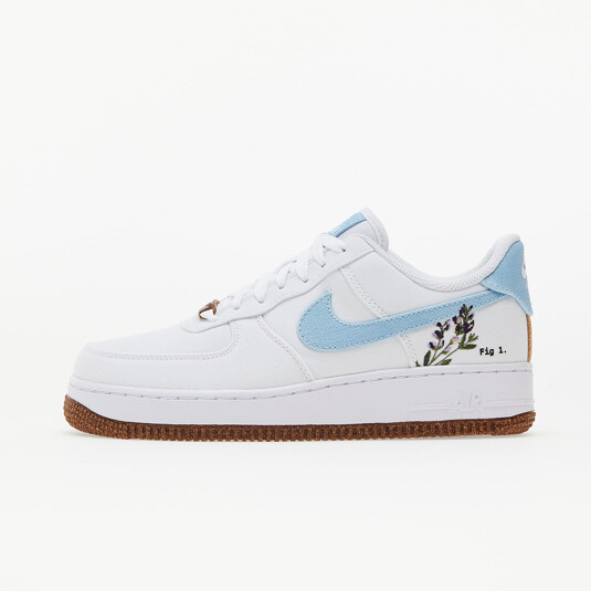 baskets Nike Air Force 1 Blanches Femme CZ0269-100