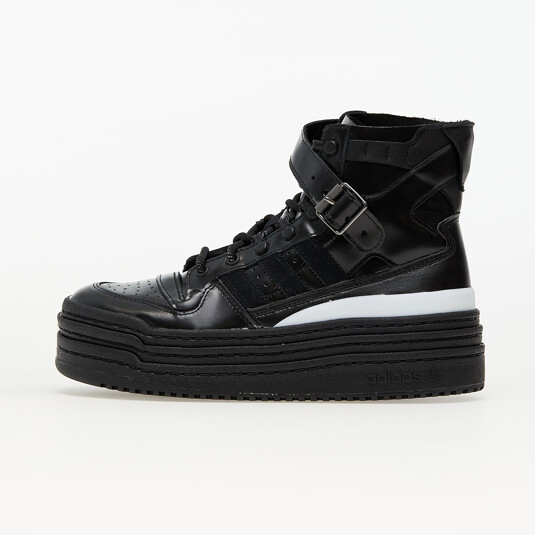 baskets adidas Forum Noires Unisexe FY4549