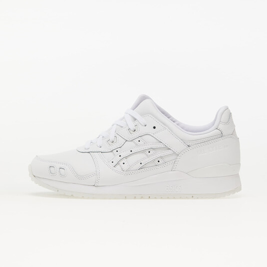 baskets Asics Gel-Lyte III Blanches Homme 1201A257-100