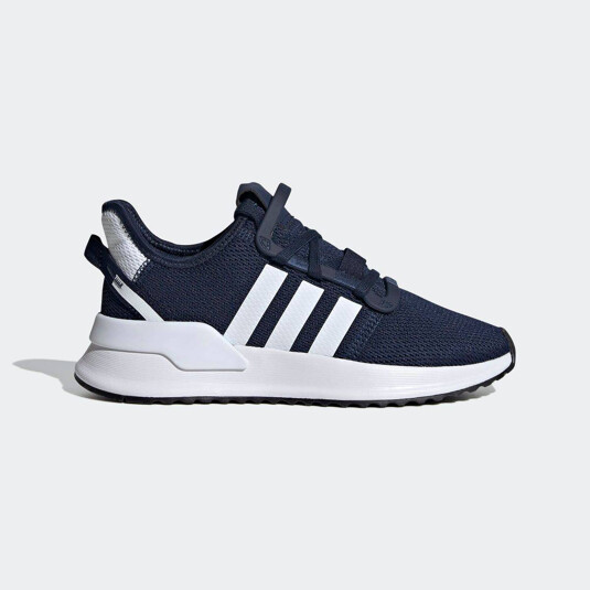 baskets adidas U-Path Run Bleues Enfant