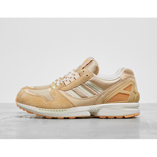 baskets adidas ZX 8000 Marrons Homme