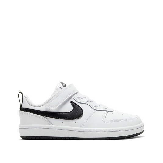 baskets Nike Court Borough Blanches Enfant