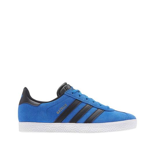 baskets adidas Gazelle Bleues Enfant